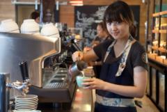 membuka kedai kopi